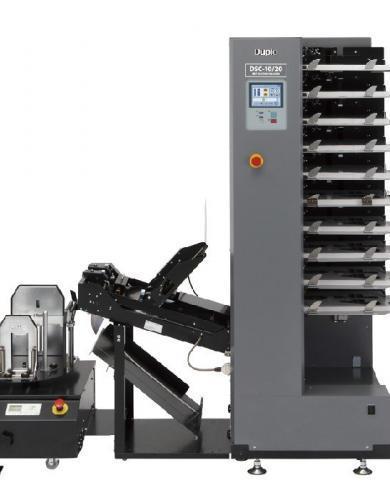 Duplo DSC-10/20 Collator