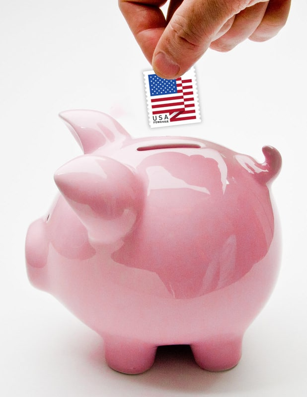 save money on mailing cost