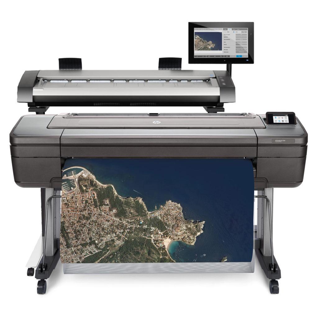 HP DesignJet HD Pro