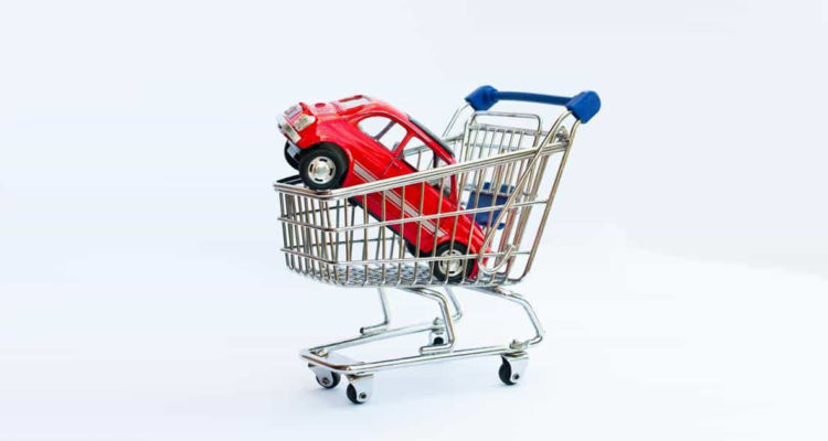 automotive e-commerce website