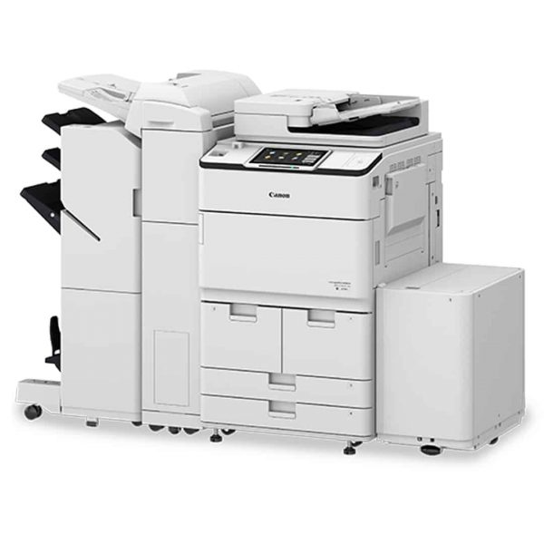Canon imageRUNNER ADVANCE DX 6755i with Add-ons