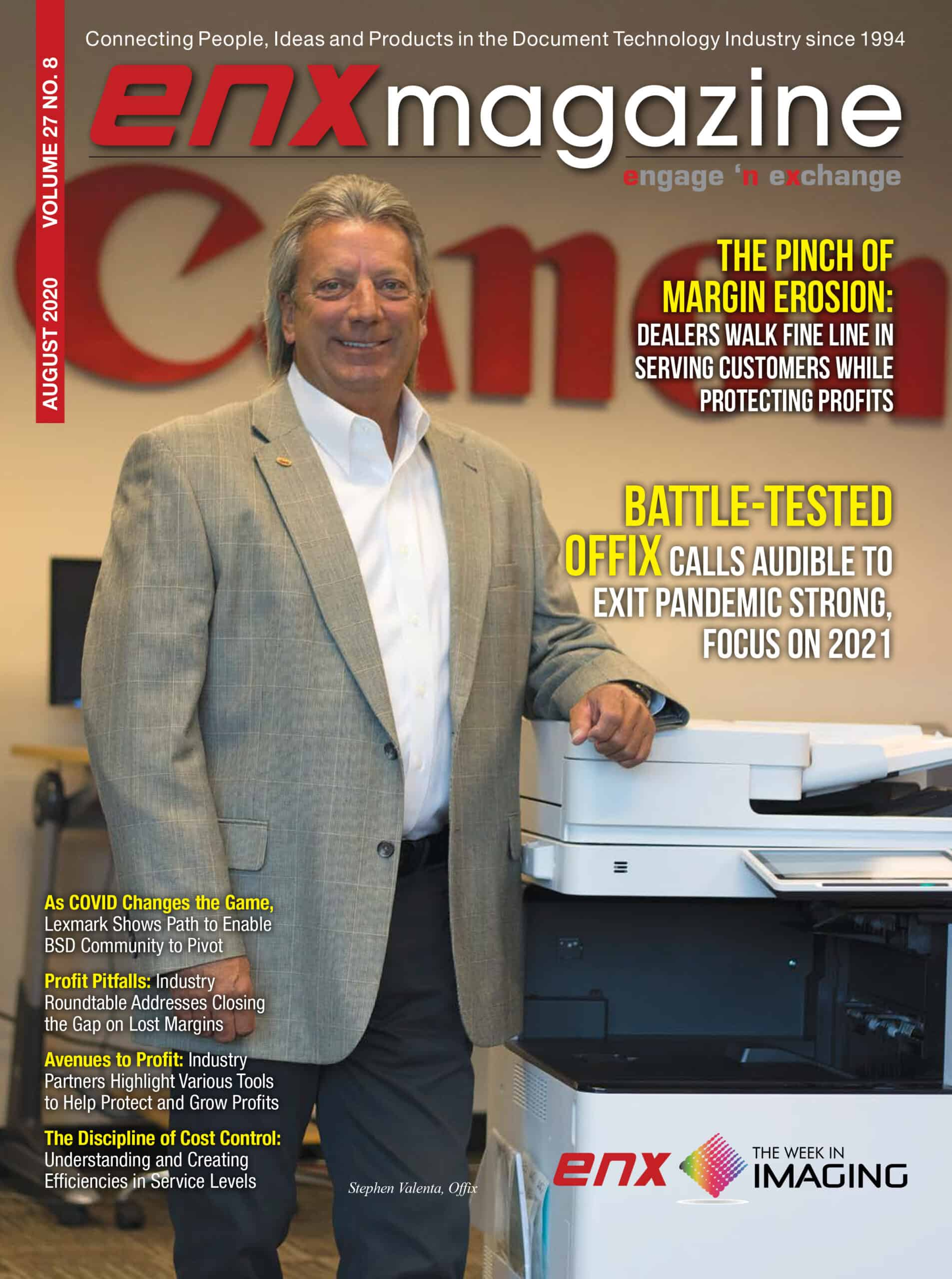 OFFIX Featured in ENX Magazine