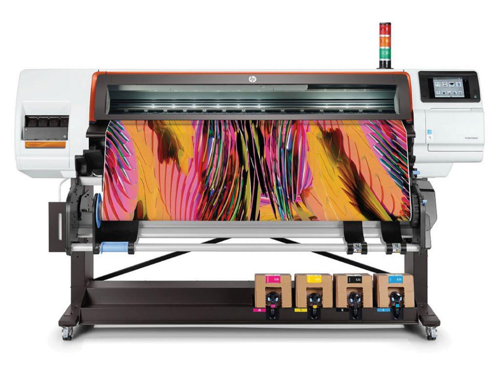 HP STITCH large format printer