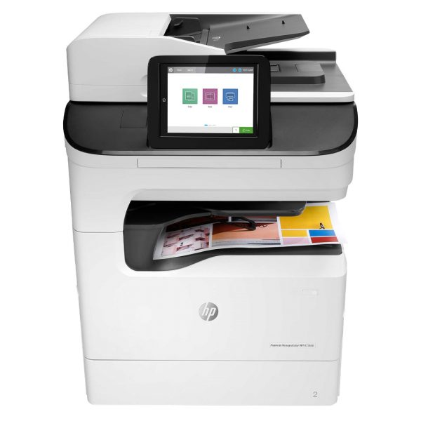 HP PageWide Managed Color MFP E77650z