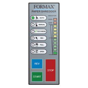 FD 8500HS Office Shredder