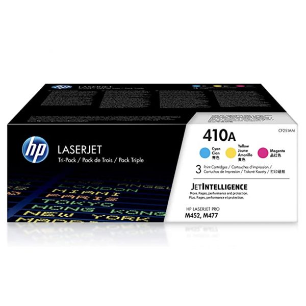 HP Toner Color High-Yield